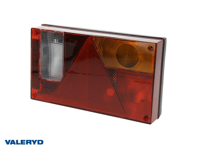 Svjetlo Stražnje Aspöck Multipoint 1 Desno 240x140x52