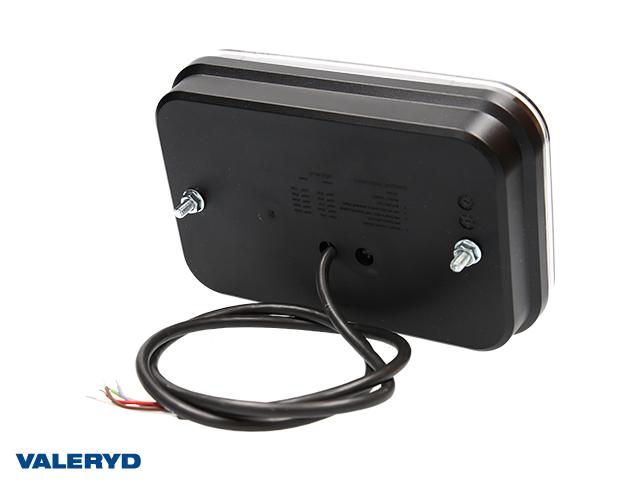 LED Rücklicht L, 200x130x50 , 12V, mit 1m Kabel