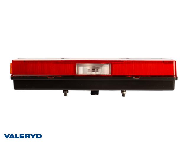 Baklys Aspöck Europoint I Ve 415x148x75mm refleks, tåkelys med kabelforskyvninger