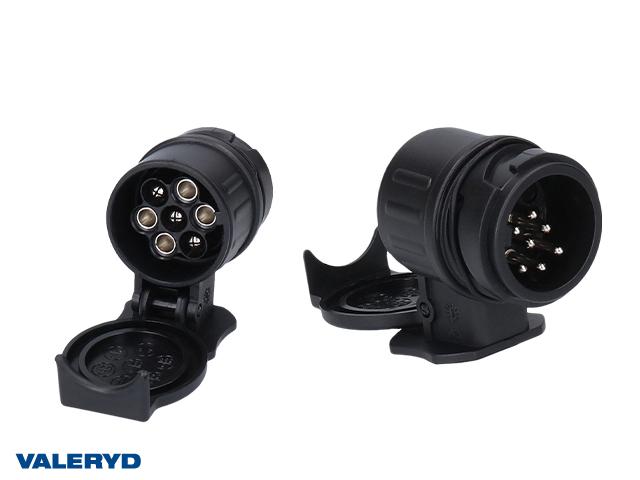 Stecker Adapter 13-7 pol. Kunststoff (20-er Pack 3099004)