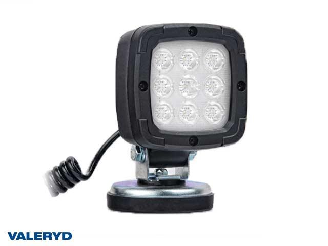LED Arbeidsbelysning 100x100x74 magnetfeste