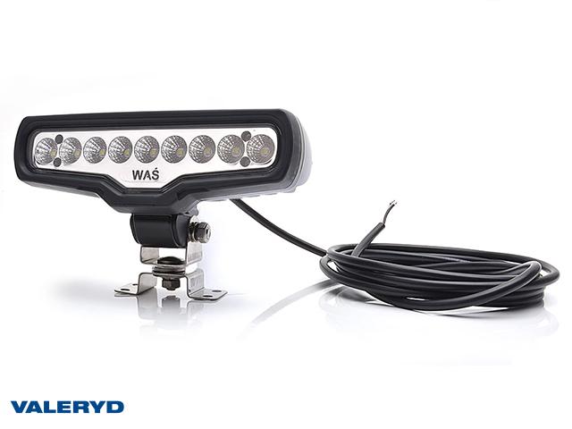 LED Arbeidsbelysning WAŚ aluminium 4100 Lm, 250cm kabel