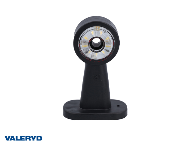 LED Sivuvalaisin WAŚ Oik/Vas 135x89x49 punainen/valkoinen 270mm kaapelilla