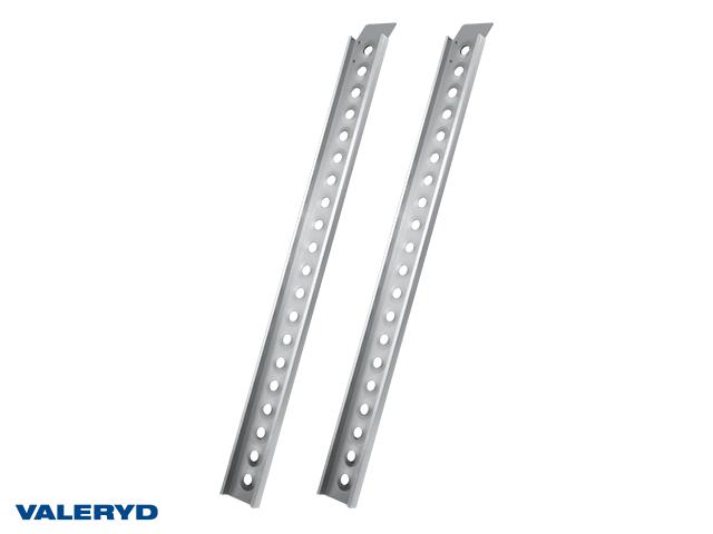 Lasterampe aluminium 1930x170mm, 200 kg (2-pack)