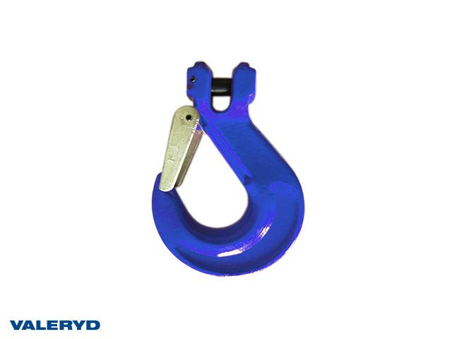 Haarukkaliittimellinen salpakoukku luokka G80 10-8mm, 3,15 ton