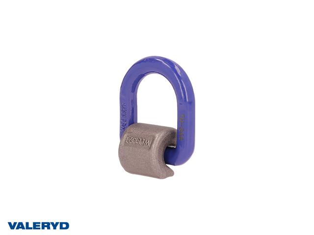 kovani D okrugli prsten sa podizanjem G80  1120 kg
