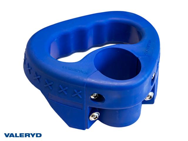 Håndtag til støttehjul, blå