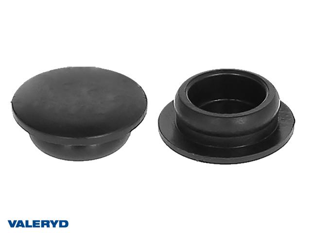 Gummiplugg 12mm till skölden BPW/Knott 160x35 - 250x40 + 300x60 (2-pack)