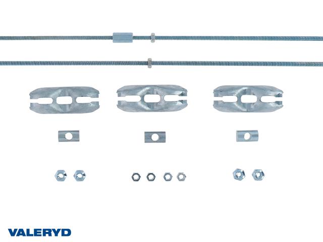 Utjämningsok till wire boggi BPW/Knott