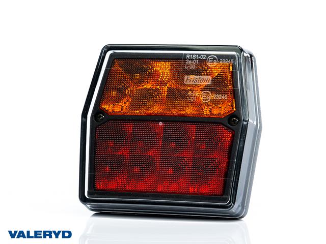 LED Baklampa Hö/Vä 99,7x92,7x30 , inkl. kabel 0,5m CC=45mm