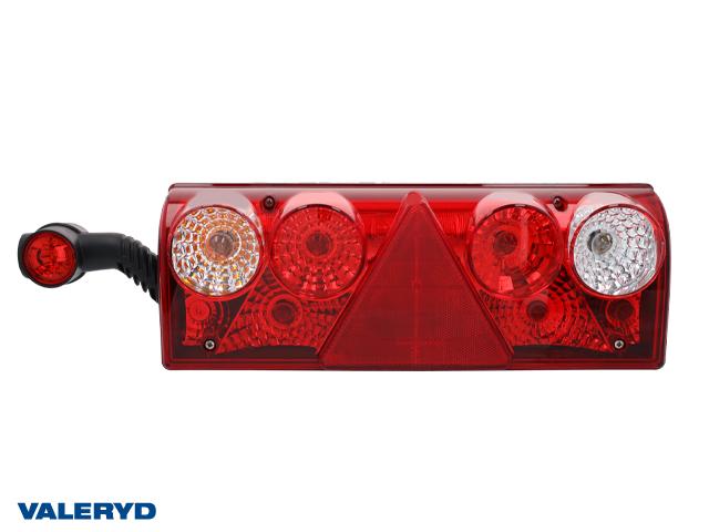 Taillight LED Parking Light Function kondensato for fender mounting