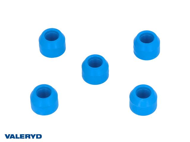 Tätningsplugg Aspöck Ø1,8x13mm blå (5-pack)