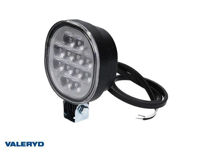 LED Backljus 75x75x33,2 , kabel 0,5m , 12V , ledad montering