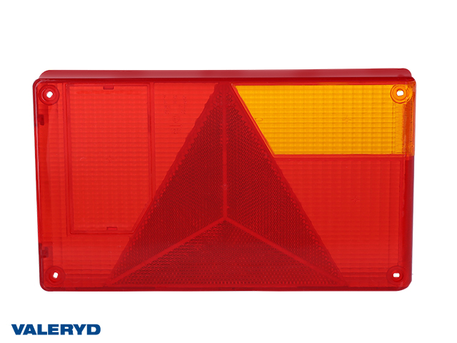 Spare lens Jokon Tail light Right 238x138x52 (for 3010040)