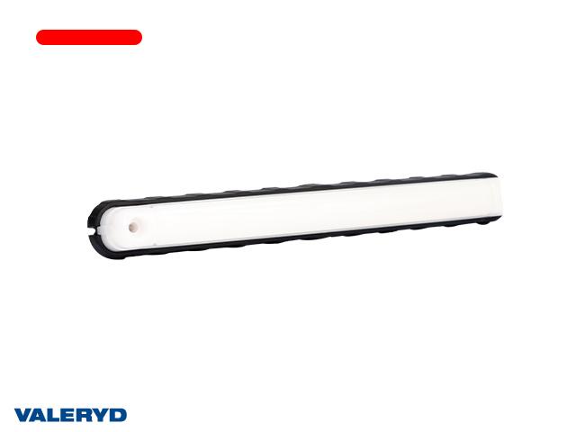 LED Positionsljus Valeryd 242x28x29 röd fiberoptik 12-30V inkl. 450mm kabel