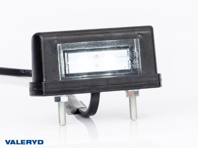 LED Skyltlykta Valeryd 83x40x30 12-30V inkl. 450 mm kabel