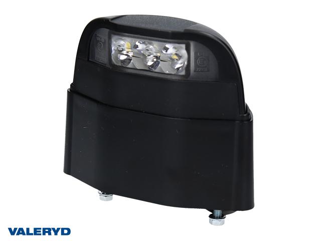 LED Skyltlykta 120,3x97x57 inkl 450mm kabel