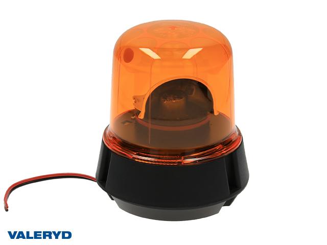 LED Roterande varningsljus 12/24V skruvanslutning
