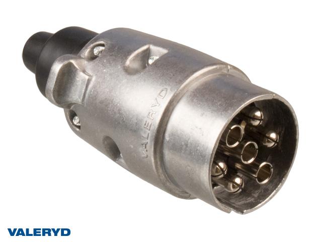 Stickpropp 7-pol. aluminium