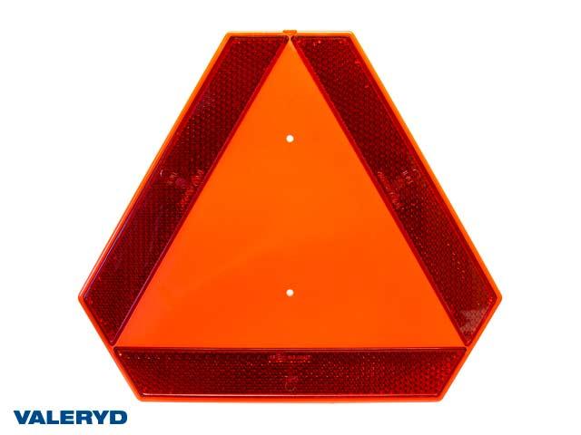LGF-Skylt Reflex Varningstriangel 43x38, plast