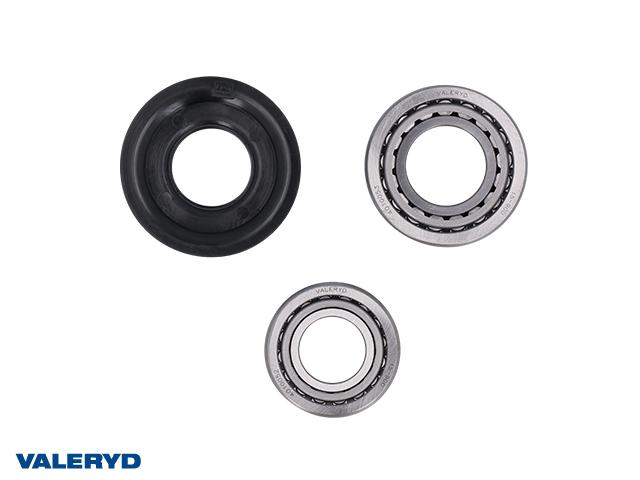 Hjullagersats 30205+30206 passar till Knott 200x50, till 1 hjul