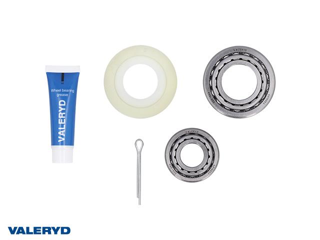 Hjullagersats 30204+30206 BPW S 2005-5, till 1 hjul
