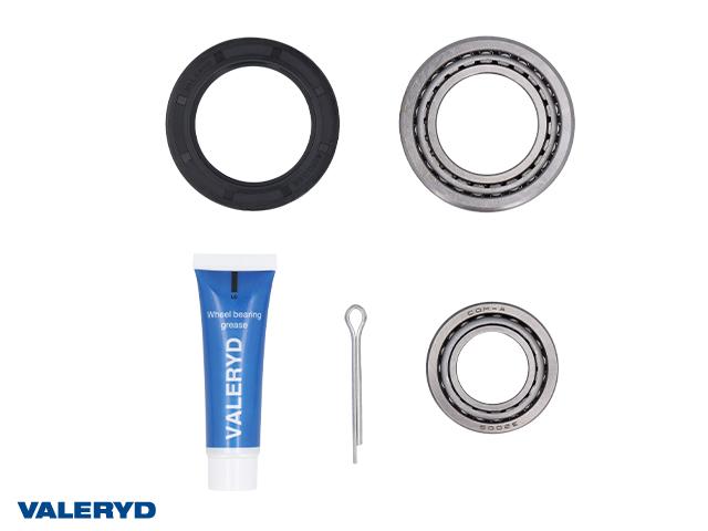 Hjullagersats 32005+32007 passar till AL-KO 2350, 2360/61, till 1 hjul