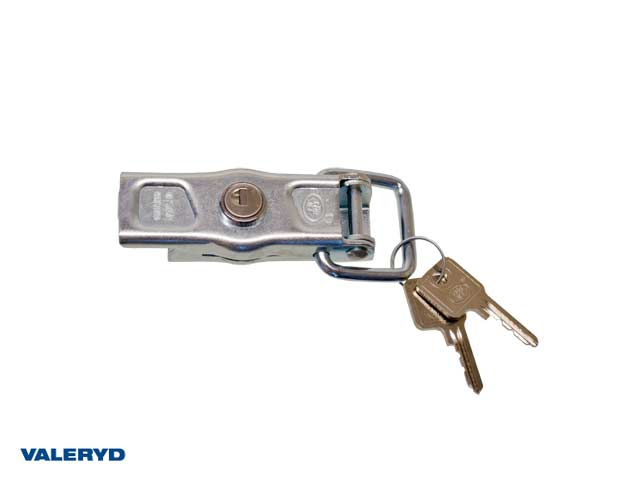 Platform latch 102x31 with lock