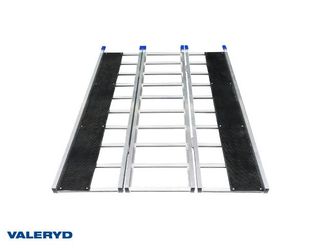 Lastramp aluminium 2160x1370mm, 680 kg