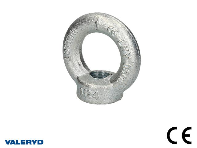 Lifting Eye Nut, DIN582, WLL 3,6t, M30