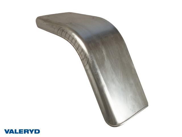 Halvskärm galvaniserad plåt B220 H314 L632 Höger fram eller Vänster bak