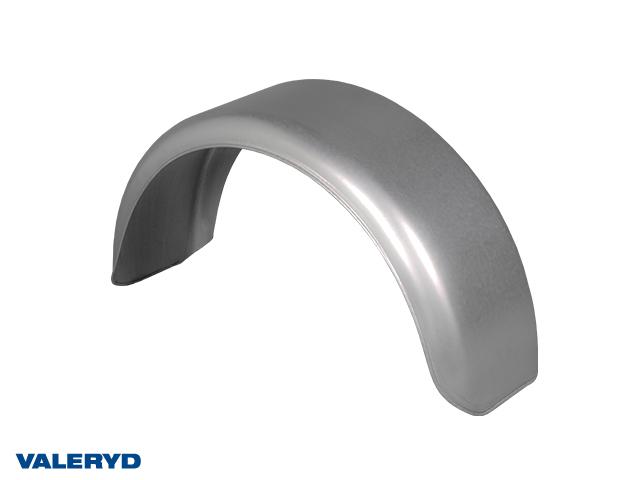 Skärm galvaniserad plåt 750x390x217 mm