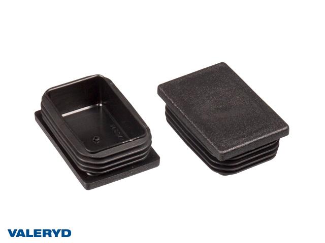 Täckplugg 60x40 invändigt 1,0-3,0 mm (2-pack)